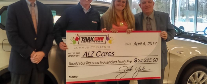 Yark Automotive Donation Presentation