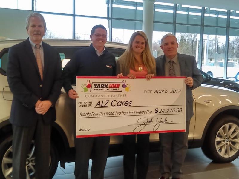 Yark Automotive Donation Presentation