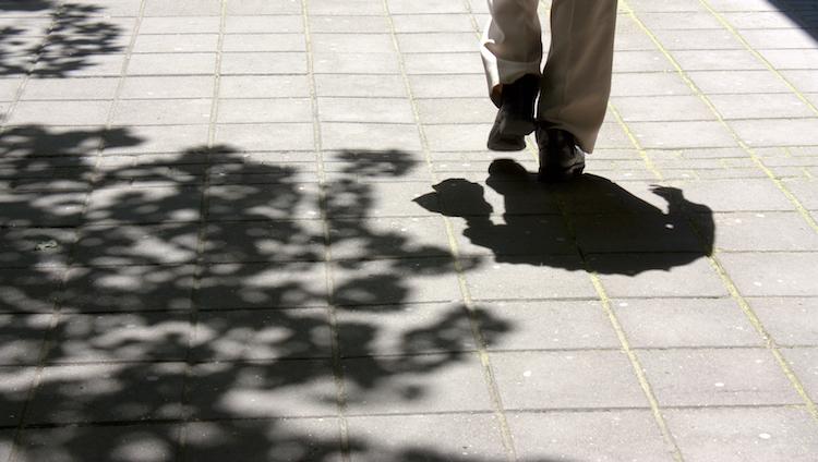 Wandering Feet