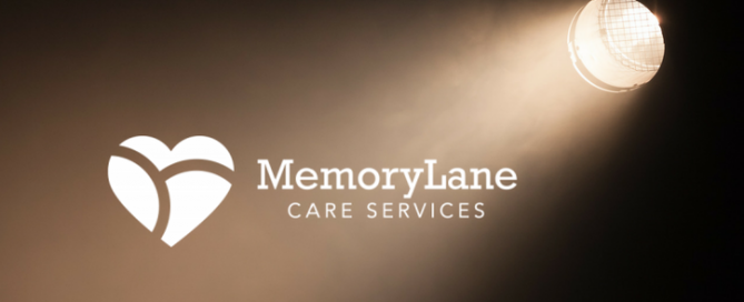 MemoryLane Logo in Spotlight